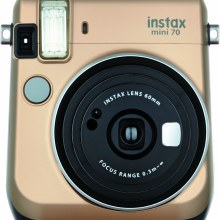 Fujifilm Instax Mini 70 Gold (inc 10 shots)