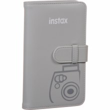 Fujifilm Photo Album Instax Mini Smoke White