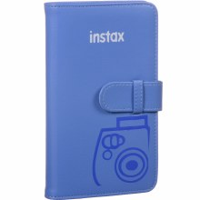 Fujifilm Photo Album Instax Mini Cobalt Blue
