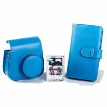 Fujifilm Instax Mini 9 Accessory Kit Cobalt