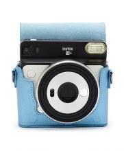 Fujifilm Instax SQ6 Case Aqua Blue