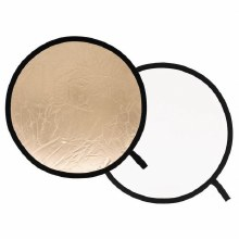 Lastolite 30cm Reflector Sunfire/White
