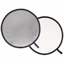 Lastolite 50cm Reflector Silver/White