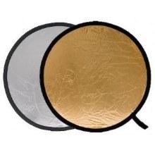 Lastolite 50cm Reflector Silver/Gold