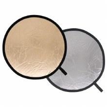 Lastolite 50cm Reflector Sunfire/Silver