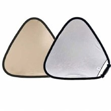 "Lastolite TriGrip Reflector 75cm 30"" (3631 Silver/White)"