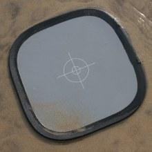 Lastolite 1252 30cm 18% Ezybalance For Scuba Divers Grey/White