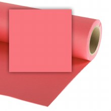 Colorama 4.5ft Paper Roll (1.35 x 11m) - Coral Pink