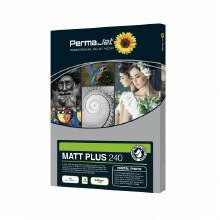 Permajet Matt Plus 240gsm A3 25 Sheets