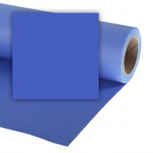Colorama 4.5ft Paper Roll (1.35 x 11m) - ChromaBlue