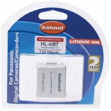 Hahnel HL-U07 Panasonic Battery