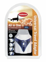 Hahnel Universal Travel Adaptor