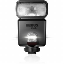 Hahnel Modus 360RT Speedlight for Micro 4:3 (Olympus / Panasonic)