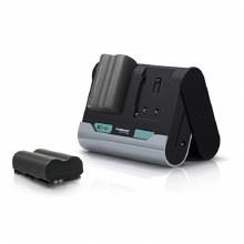 Hahnel Powerstation Twin V Pro (Canon/JVC/Panasonic/Sony Video)