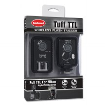 Hahnel Tuff TTL Wireless Flash Trigger Nikon