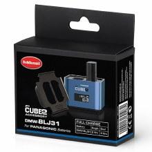 Hahnel Plate For ProCUBE2 - Panasonic DMW-BLJ31