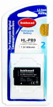 Hahnel HL-PB9 Panasonic Battery
