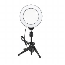 YouStar Content Creator 16cm Dimmable LED Ring Light