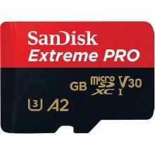 Sandisk EXTREME PRO microSDXC 256GB 170MB/s