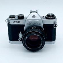 Pentax ES II with 50mm F1.4 Lens (USED)