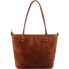 Ona Capri Leather Antique Cognac