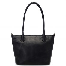 Ona Capri Leather Black