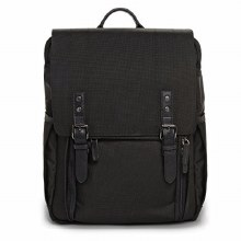 Ona Camps Bay Backpack Black Nylon