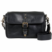 Ona Bowery Leather Black