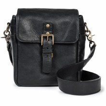 Ona Bond Street Leather Black