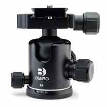 Benro B1 Triple Action Ballhead