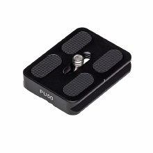 Benro PU50 Arca-Type Quick Release Plate