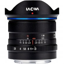 Laowa  9mm F2.8 Zero-D Lens For Micro 4:3