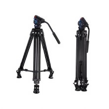 Leofoto LF-75 Tripod With VT-20 Video Head