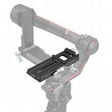 SmallRig Quick Release Plate With Arca-Swiss For DJI RS 2/RSC 2/Ronin-S 3061
