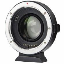 Viltrox EF-FX2 Mount Adapter (for EF lenses on Fujifilm X)