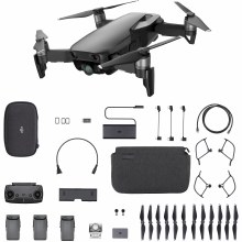 DJI Mavic Air Fly-More Combo (Black)