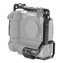 SmallRig Cage for Panasonic S1/S1R with DMW-BGS1 Battery Grip CCP2410