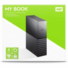 Western Digital My Book 8TB Black