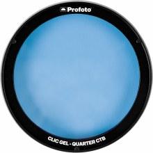 Profoto Clic Gel Quarter CTB