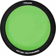 Profoto OCF II Gel - Half Plus Green
