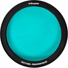 Profoto OCF II Gel - Peacock Blue
