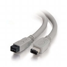 Cables To Go 2m FireWire 800 9-pin to 6-pin Cable