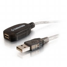 Cables To Go 5m USB 2.0 A Male to A Female Active Extension Cable