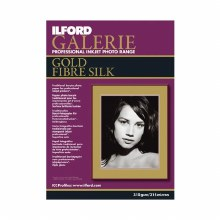 Ilford Galerie Gold Fibre Silk A4 10 Sheets