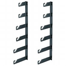 Manfrotto 045-6 Background Paper Sextuple Hooks (Pair)