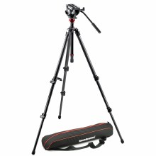 Manfrotto MVH500AH,755CX3 Lightweight fluid video system