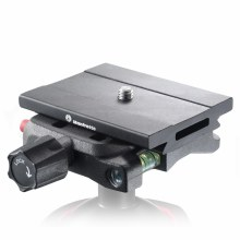 Manfrotto Q6 Arca-type Quick Release Adaptor Complete With Plate