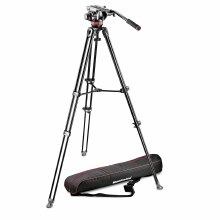 Manfrotto MVK502AM-1 Professional Fluid Video System