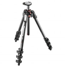 Manfrotto MT190CXPRO4 Carbon Fibre 4-Section Tripod
