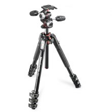 Manfrotto MK190XPRO4-3W 3 Way Tripod Kit